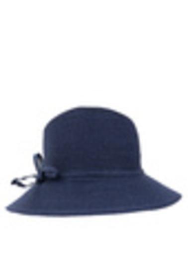 DeFacto Hasır Şapka Lacivert